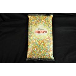 Busta di riso artificiale colorato kg.1