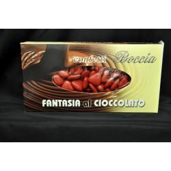 Confetti cioccolato cuore rosso KG 1