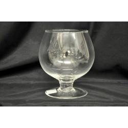 Coppa vetro Diam. 12 (punto più largo) H 15