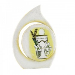Icona goccia resina con calice CM 14