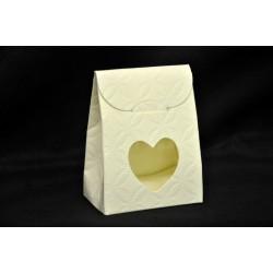 Scatolina cartoncino stampa trapuntata CM 6x3.5 H 8