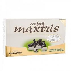 Liquirizia ricoperta di cioccolato e confettata. KG 1