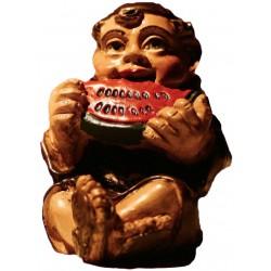 Fraticello mangiatore di cocomero