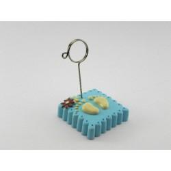 Memo clip in resina forma biscotto H 7