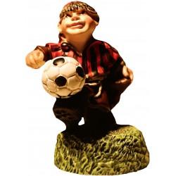 Fraticello calciatore, squadra Milan