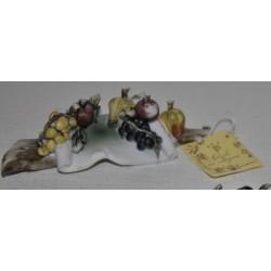 Mini pergamena ceramica con frutta