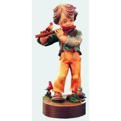 Bambino con flauto