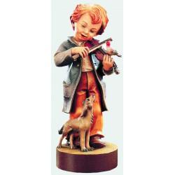 Bambino con violino