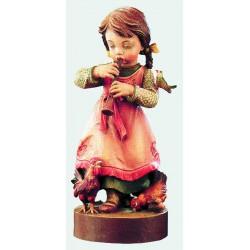 Bambina con flauto