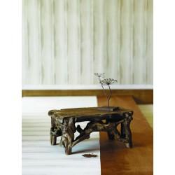 Tavolino basso in radici di bosco