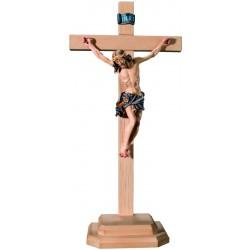 Corpo di Cristo con base su Croce diritta