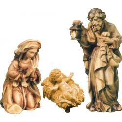 Sacra Famiglia senza Capanna