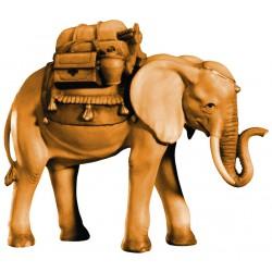 Elefante con Sella