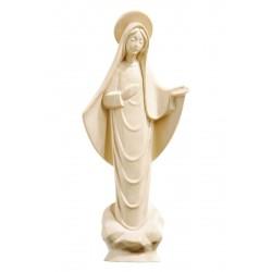 Madre Della Terra figure moderne scolpite di legno