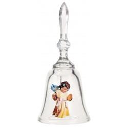 Campana in Cristallo con Angioletto Art. 16107-04
