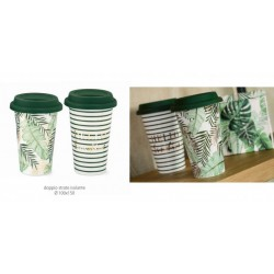 Travel mug termica, Ass 2. Diam. 10 H 15