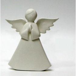 Angelo ceramica lucida con scatola. CM 13x4 H 16