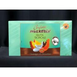 Confetti cioccomandorla, gusto mix frutta tropicale KG 1