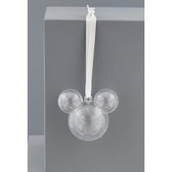 Scatola plexi forma topolino. CM 7
