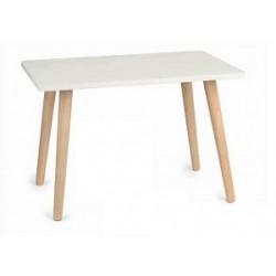 Tavolino in legno. CM 60x40 H 40.5