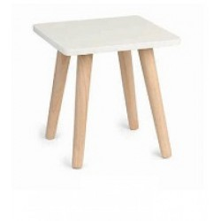 Tavolino in legno. CM 30x30 H 30.5