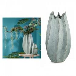 Vaso ceramica. Diam. 24 H 48