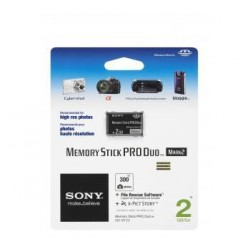 MEM.CARD STICK 02GB SONY PRO DUO
