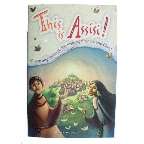 LIBRO THIS IS ASSISI!