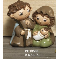 PRESEPE RESINA 6,5 CM 13583