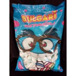 Marshmallow torciglione azzurro busta da KG