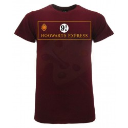 T-Shirt Harry Potter Binario 9 3/4