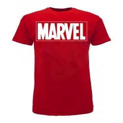 T-Shirt Marvel logo