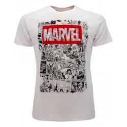T-Shirt Marvel Fumetto