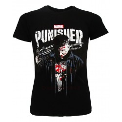 T-Shirt Punisher  Marvel