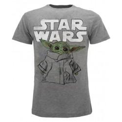 T-Shirt Mandalorian Star Wars