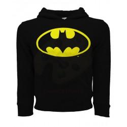 Felpa Batman Logo Bambini