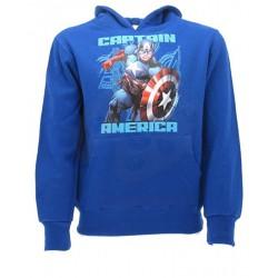 Felpa Capitan America Marvel Avengers