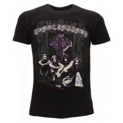 T-Shirt Music Black Sabbath