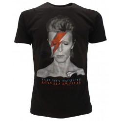 T-Shirt Music David Bowie Aladin sane