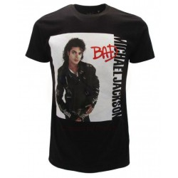 T-Shirt Music Michael Jackson Bad