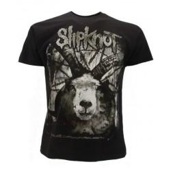 T-Shirt Music Slipknot doppia stampa