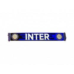 Sciarpa Ufficiale Inter modello Jacquard