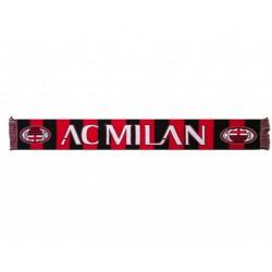 Sciarpa Ufficiale AC Milan modello Jaquard