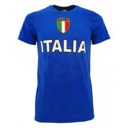 T-Shirt Italia Scudetto Grande