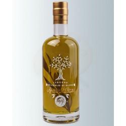 Liquore Arbor Vitae, con foglie di olivo di Assisi  24% Alc.-Vol. - bottiglia 700 ML- Prodotti Tipici Umbri