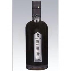Liquore Liquirizia 25% Alc.-Vol. - bottiglia 700 ML- Prodotti Tipici Umbri