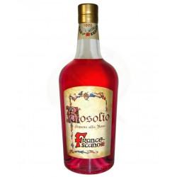Rosolio Francescano  30% Alc.-Vol. - bottiglia 700 ML- Prodotti Tipici Umbri