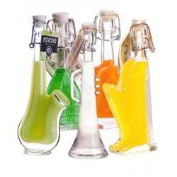 Degustazione Scatola  da n. 30 bottiglie Mix Liquori Umbria -bottiglie da 40 ML-Prodotti Tipici Umbri