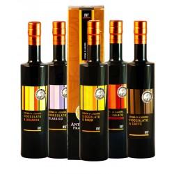 Degustazione Scatola  da n. 10 bottiglie Mix Liquori Umbria -bottiglie da 500 ML-Prodotti Tipici Umbri