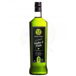 Liquore Vodka Mela al 20% Alc.-Vol. -bottiglia da 1 Lt - Prodotti Tipici Umbri